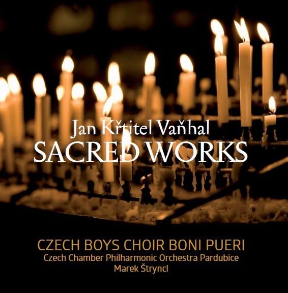 Jan Křtitel Vaňhal - Sacred Works