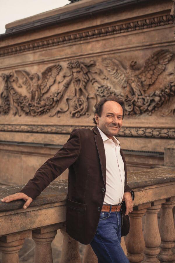 Roman Janál portrét